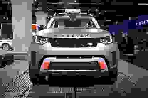 Vì sao Land Rover không thích giới thiệu xe concept?