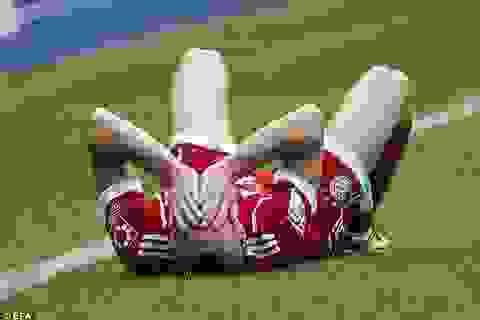 Chấn thương nặng, Ribery có thể phải chia tay sự nghiệp sân cỏ