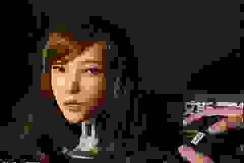 Xem robot tình dục xinh đẹp nói chuyện và ca hát như người thật