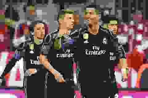 """C.Ronaldo: """"Những ai yêu tôi thì đừng nghi ngờ"""""""