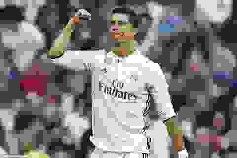 C.Ronaldo lập hai kỷ lục vĩ đại sau chiến thắng trước Sevilla