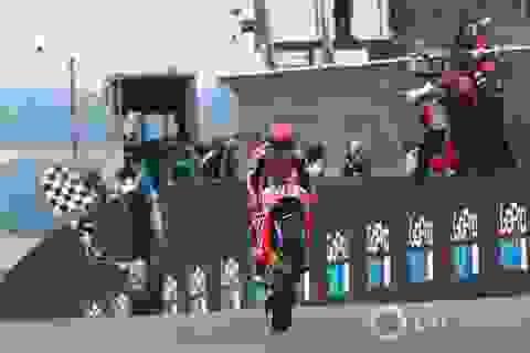 Marquez thắng thuyết phục tại Sachsenring