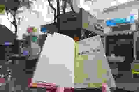 """Bản sách """"Nằm vạ"""" của Bùi Hiển được mua với giá 35 triệu đồng"""