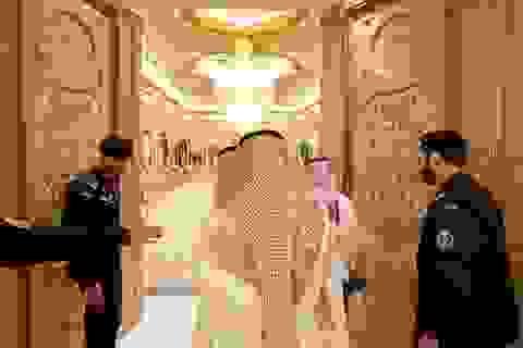 Những kỳ nghỉ xa hoa của vua Salman