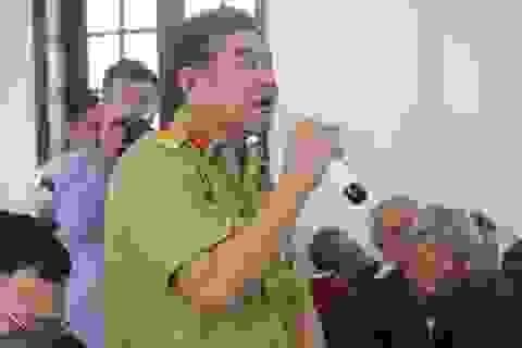 Chủ tịch Thanh Hóa đối thoại với thương, bệnh binh về vấn đề xe điện