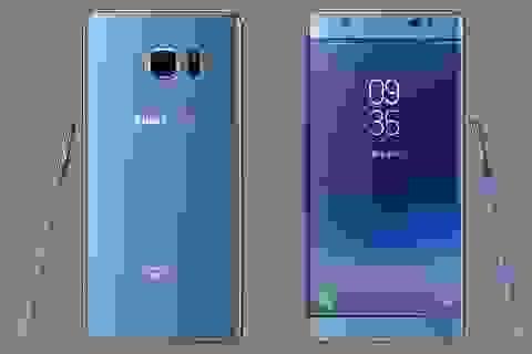 Cơn sốt Galaxy Note FE giảm nhiệt tại Việt Nam vì giá quá cao