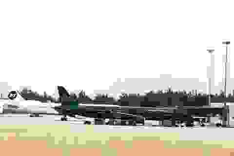 """Đường băng số 2 Cảng Hàng không Quốc tế Cam Ranh """"ì ạch"""" do thiếu vốn"""
