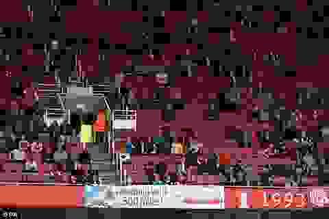 CĐV Arsenal không đến sân Emirates để phản đối Wenger