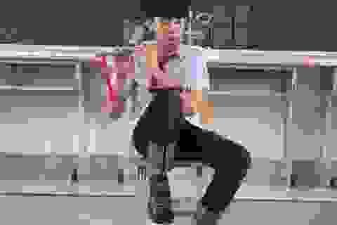 """Học sinh lớp 9 thổi sáo """"Em gái mưa"""" réo rắt như """"mật rót tai"""""""