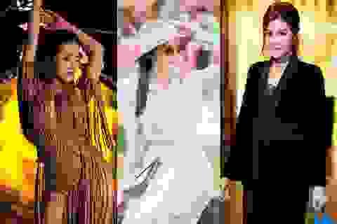 Hương Tràm, Lý Nhã Kỳ mặc đẹp nhất tuần; Á hậu Tú Anh lọt top sao mặc xấu