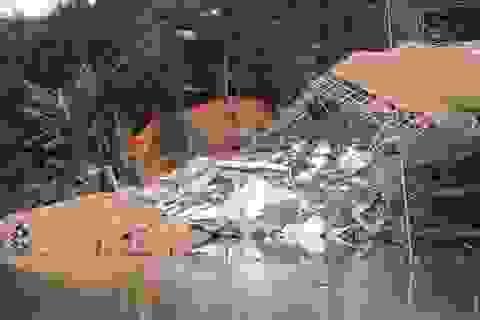 Vụ sập biệt thự 4 tỷ xây không phép: Chuyển công tác chủ tịch phường