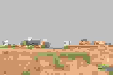 """Khải hoàn tại Damascus, quân Assad """"càn quét"""" nam Syria"""
