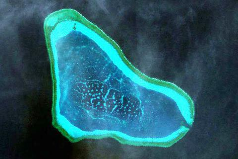 Trung Quốc âm mưu xây căn cứ quân sự ở bãi cạn Scarborough?
