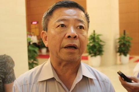 Sẽ báo cáo Quốc hội xem xét tư cách Đại biểu Quốc hội đối với ông Võ Kim Cự