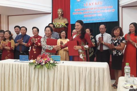 Đẩy mạnh hoạt động công tác khuyến học, khuyến tài trong Hội Phụ nữ