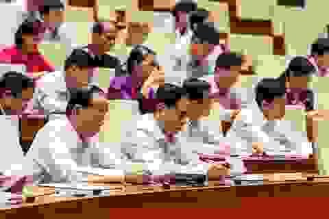 Đại biểu Quốc hội lo tăng trưởng bất hợp lý, nợ công tăng cao