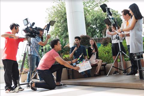 Du học Singapore ngành truyền thông - Sức hút từ chương trình Anh, Mỹ