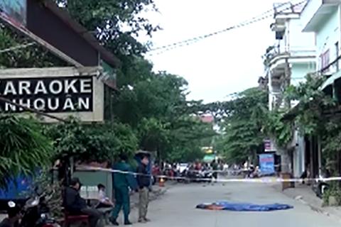 Tạm giữ 11 người liên quan đến vụ chủ quán karaoke bị đâm chết