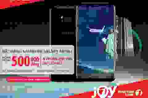 Hoàn tiền khi mua Samsung Galaxy S8/S8 Plus
