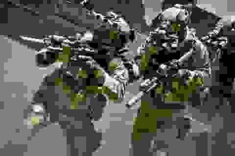 """Cuộc sống """"vào sinh ra tử"""" của Đặc nhiệm Mỹ ở vùng chiến sự"""