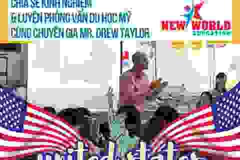 Chia sẻ kinh nghiệm & luyện phỏng vấn du học Mỹ cùng Giám đốc tập đoàn ELS