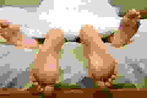 Quan hệ tình dục với bạn đời sẽ mang đến dư quang kéo dài 48 tiếng