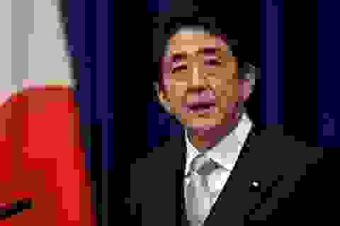 Thủ tướng Nhật Bản Shinzo Abe tuyên bố bầu cử sớm vào tháng 10
