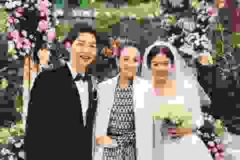 """Dàn sao """"đổ bộ"""" tới khách sạn dự đám cưới Song Hye Kyo và Song Joong Ki"""