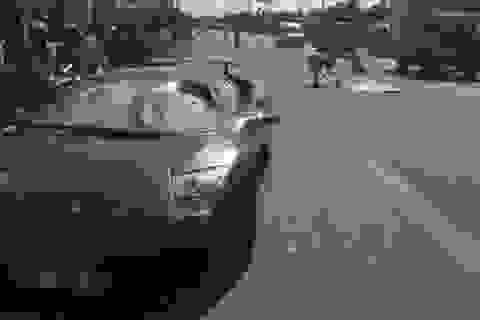 Chưa xác định được tài xế lái siêu xe Lamborghini tông chết người đi bộ