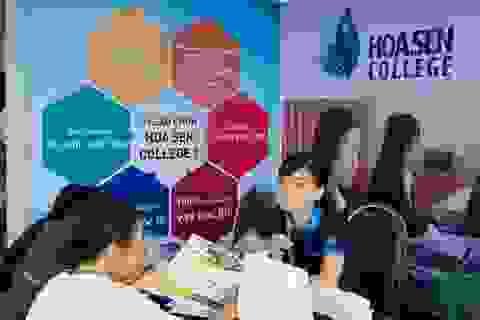 Cao đẳng Hoa Sen: Cung ứng nhân lực chất lượng cho doanh nghiệp
