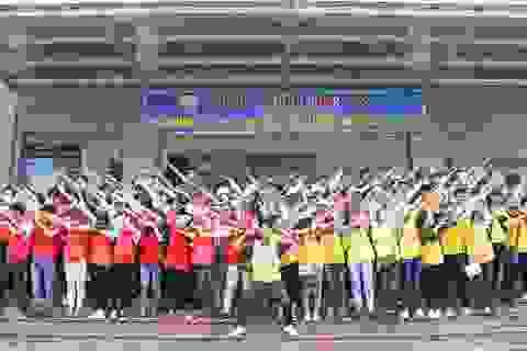 Đại học Kinh Bắc: Chắp cánh những chuyến hành trình