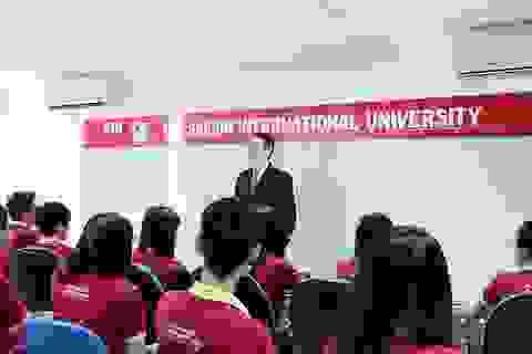 Sinh viên SIU được học tiếng Anh, Tin học quốc tế miễn phí