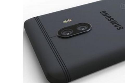 Lộ ảnh smartphone camera kép đầu tiên của Samsung