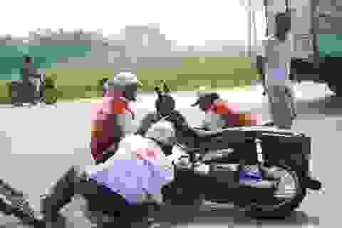 Đội sơ cấp cứu tai nạn thiện nguyện Bình Xuyên