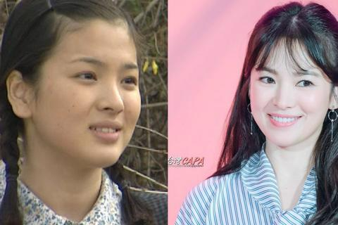 Hành trình nhan sắc của Song Hye Kyo trong 20 năm tham gia làng giải trí