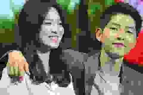 """Song Joong Ki gọi Song Hye Kyo là """"bà xã tương lai"""""""