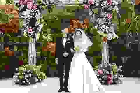 6 điểm đặc biệt trong hôn lễ thế kỷ của Song Hye Kyo và Song Joong Ki