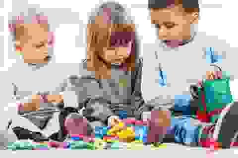 Bảo vệ sức khỏe trẻ em trong ngôi nhà kháng khuẩn