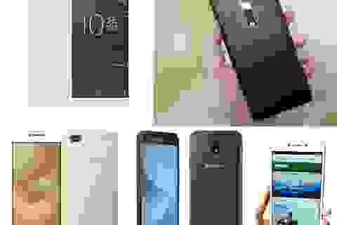 Những smartphone 5 triệu sáng giá tháng 9/2017
