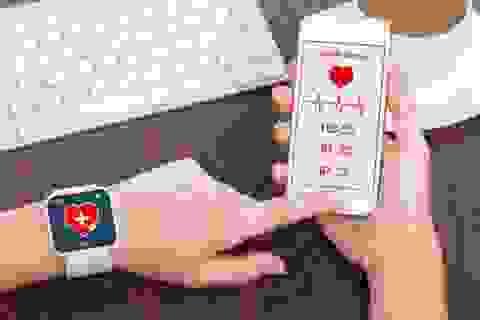 Những lợi ích sức khỏe từ điện thoại thông minh