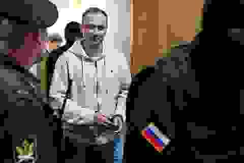 Cựu Trung tướng Cảnh sát Nga lĩnh án