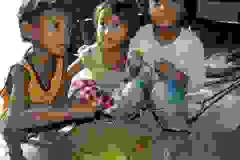 Thấp còi ở trẻ em dân tộc thiểu số gấp hai lần so với trẻ em người Kinh