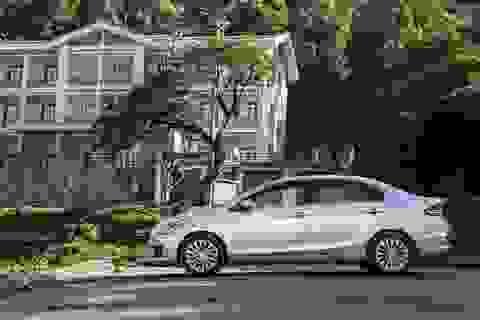 Suzuki Ciaz - Chiếc sedan đô thị đích thực