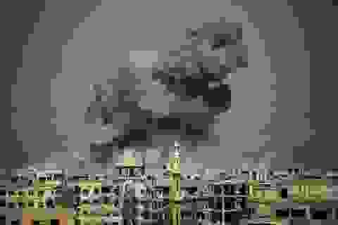 Nga, Mỹ đạt thỏa thuận ngừng bắn ở Syria