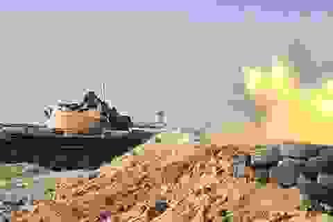 Syria giành lại thành phố chiến lược từ tay phiến quân IS