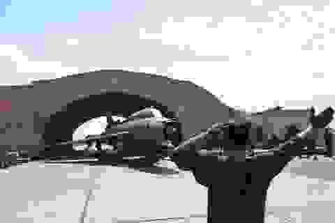 Cận cảnh căn cứ Syria khôi phục hoạt động sau cuộc tấn công của Mỹ