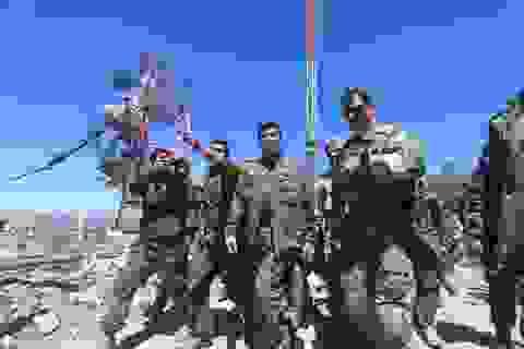 """Lực lượng quân đội Mỹ tại """"chảo lửa"""" Syria"""