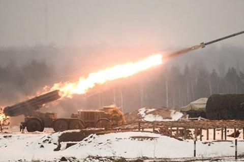 Quân đội Syria dùng bệ phóng tên lửa tân tiến của Nga tấn công IS