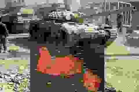 Syria thất trận Deir Ezzor, cứu viện Palmyra cách quá xa