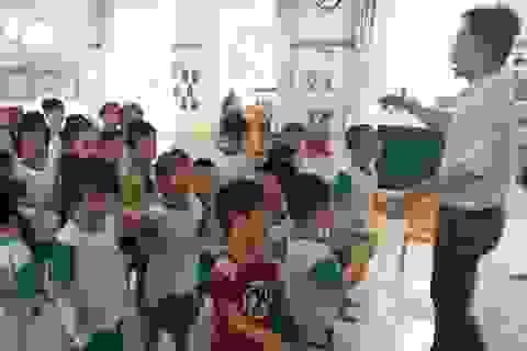Giáo viên nước ngoài thiếu nghiệp vụ mầm non